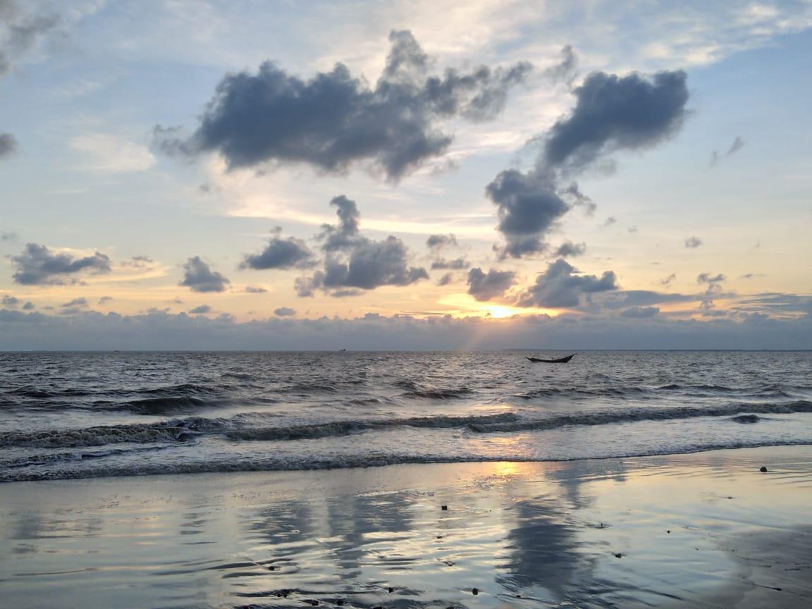 Holiday at Mousuni Island